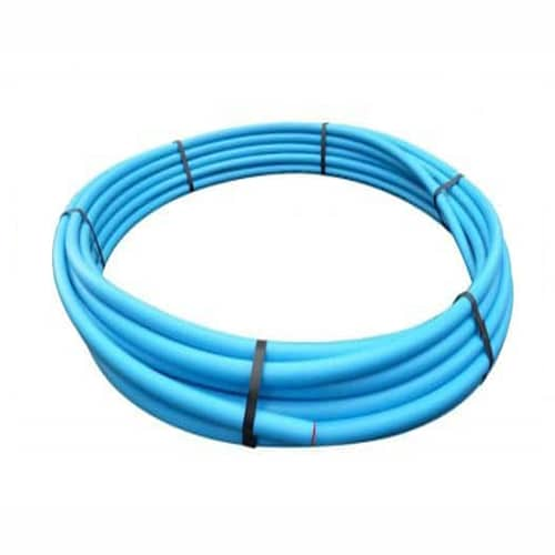 32mm Blue Barrier Pipe x 50m PROTECTALINE