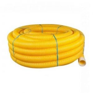 perforated gas ducting