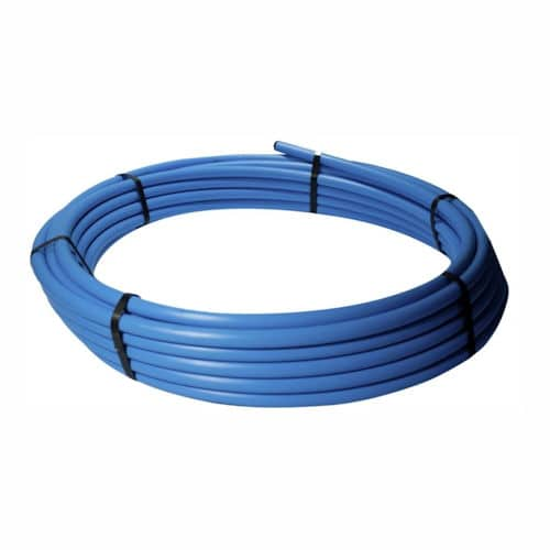 water mains pipe MDPE 20mm