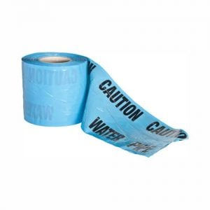 water caution marker tape