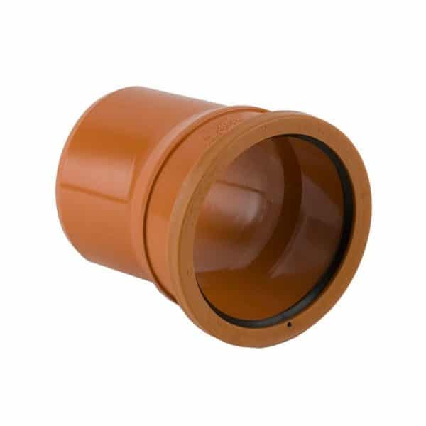 160mm-soil-underground-11.25-degree-bend-single-socket