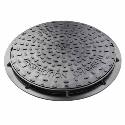 manhole base cover and frame