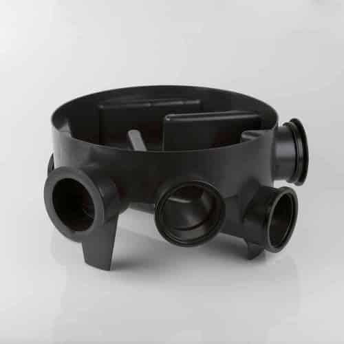 225mm High 5 Inlet Brett Martin Inspection Chamber manhole base