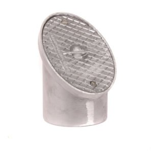 product picture of Galvanised rodding eye point 110mm