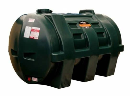 1150H Single Skin carbery single skin fuel oil tank