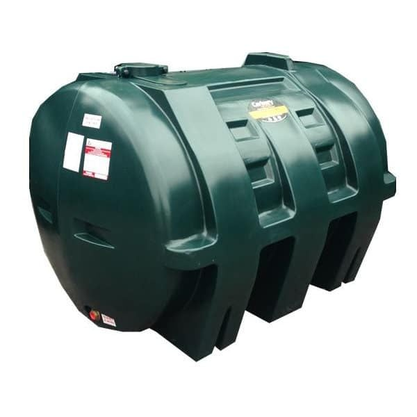 carbery single skin fuel tank 1550l