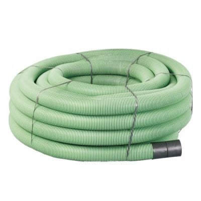 green cctv twinwall duct coil