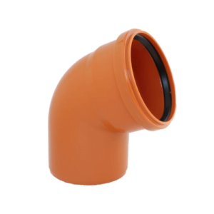 picture of Underground-Drainage-Single-Socket-45-Degree-Bend