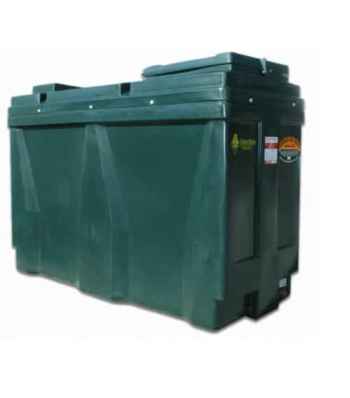 1000 Litre Bunded Oil Tank - Carbery 900RB