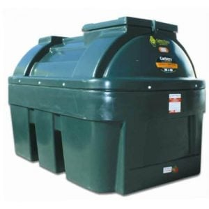 1350 Litre Bunded Oil Tank - Carbery 1350HB