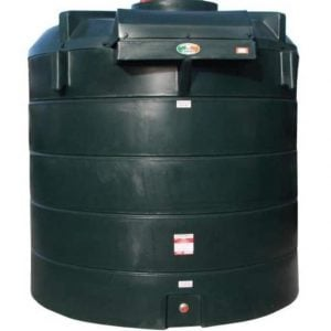 6000 Litre Bunded Oil Tank - Carbery 6000VB