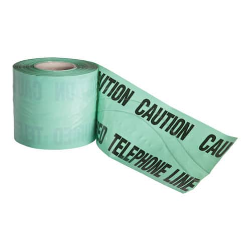 cctv / fibre optic cable tape