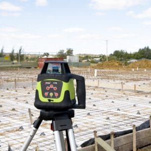 Imex 88R Rotary Laser Level With Red Beam - FULL KIT image 2