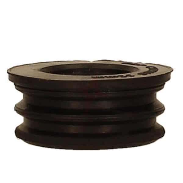 110mm Push Fit Soil Rubber Boss Adaptor