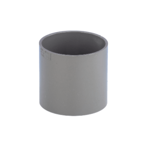 Picture of 110mm Solvent Weld Soil Pipe Grey Slip Coupler