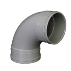 product image of 110mm Solvent weld soil pipe bend