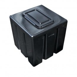 20 Gallon Galvanised Replacement Tank And Lid