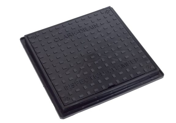 product picture for 300x300 square to round plastic manhole covers