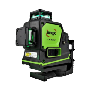 picture of IMEX LX3DG 3 Dimensional Line Laser Level With Green Beam