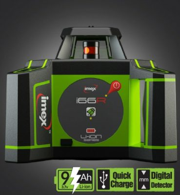 product picture of IMEX i66r Rotating Laser Level