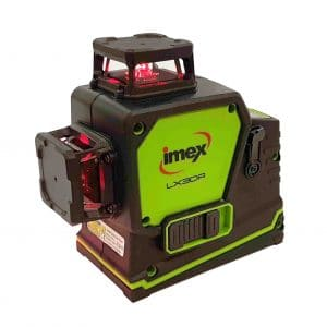 IMEX LINE AND DOT LASER