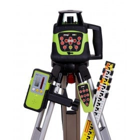 Imex 88G Rotating Laser Level With Green Beam