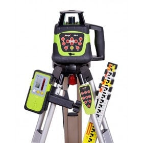 Imex 88R Rotating Laser Level With Red Beam