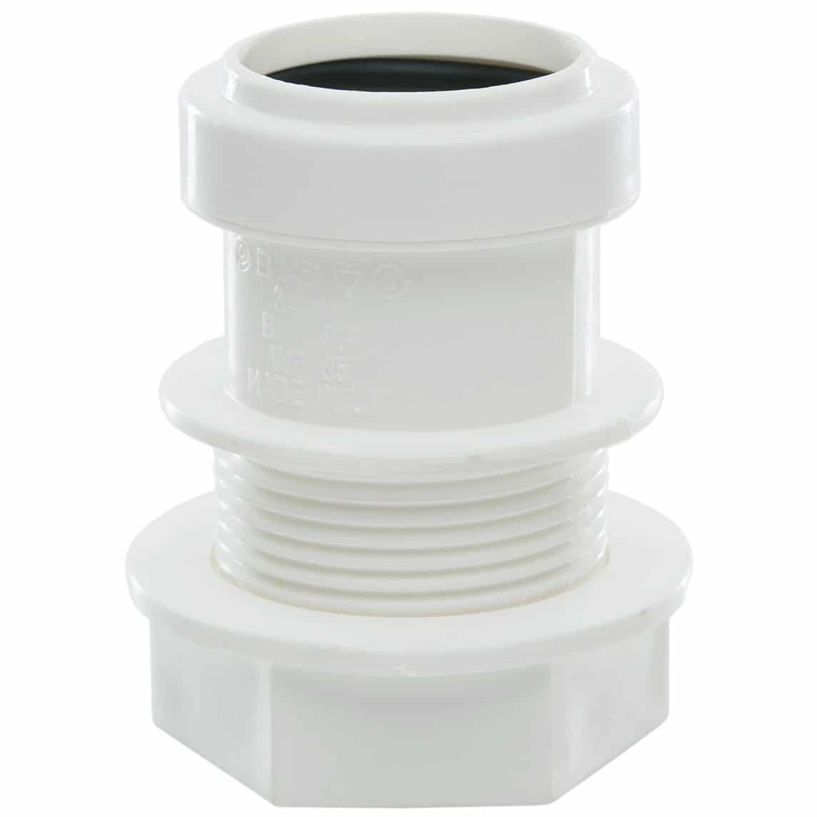 Push Fit Waste Tank Connector 32/40mm