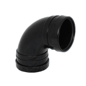 product picture of Push fit soil pipe bend 90 degree double socket