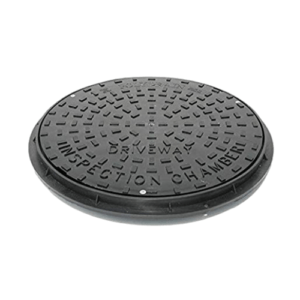 picture of Round manhole cover