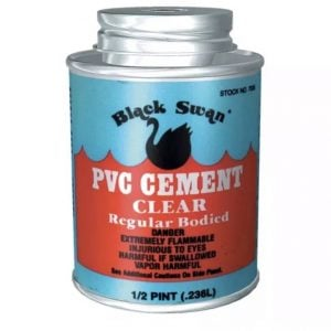 Solvent Cement and Pipe Lubricant