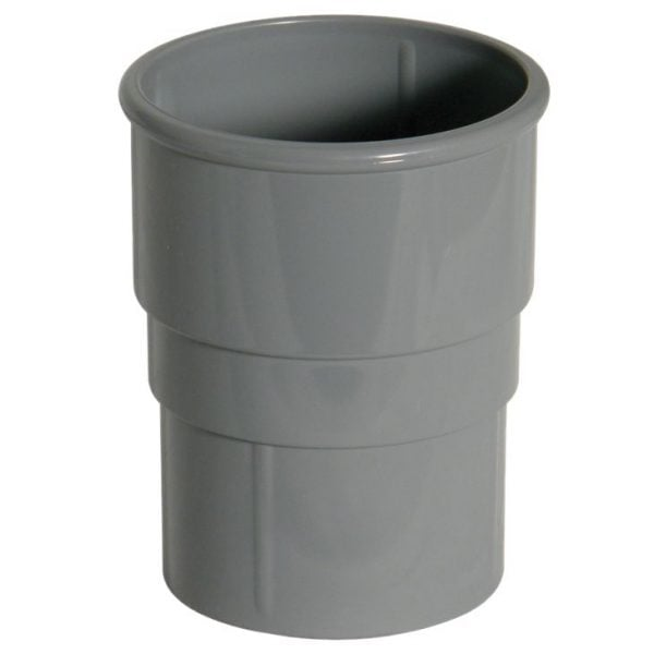 round downpipe socket coupler joiner