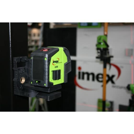 LX22 Cross Line Laser from Imex
