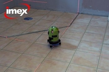 IMEX LX33 Three Line Laser