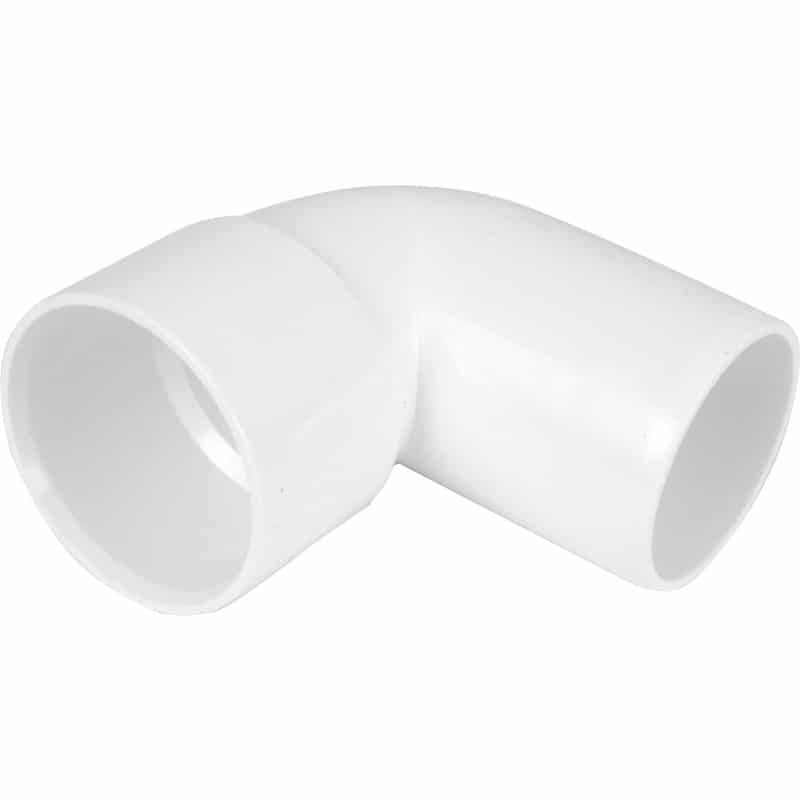 Solvent Waste 90 Degree Spigot Bend 32/40/50mm