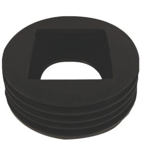 product picture of univesal rainwater adaptor rubber