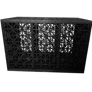product picture of geocell soakaway crate horizontal