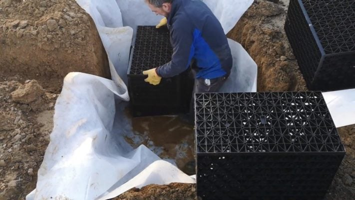 Attenuation Cells Installation