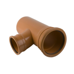 picture of 160-110mm-underground-drainage-double-socket-t-reducing-junction