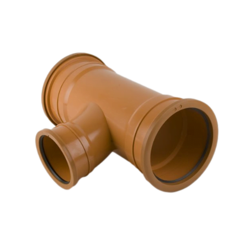 picture of 160-110mm-underground-drainage-triple-socket-t-reducing-junction