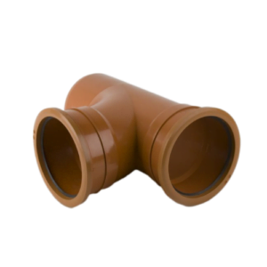 picture of 160mm-underground-drainage-double-socket-t-junction