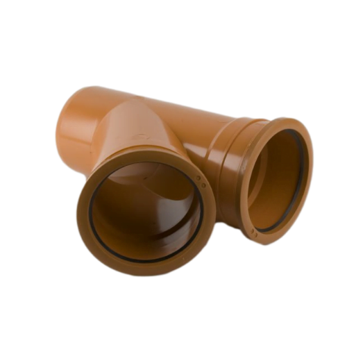 picture of 160mm-underground-drainage-double-socket-y-junction