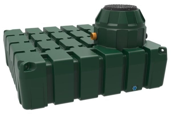 product picture for Garden Rainwater Harvesting System 2900 Litres GH2900