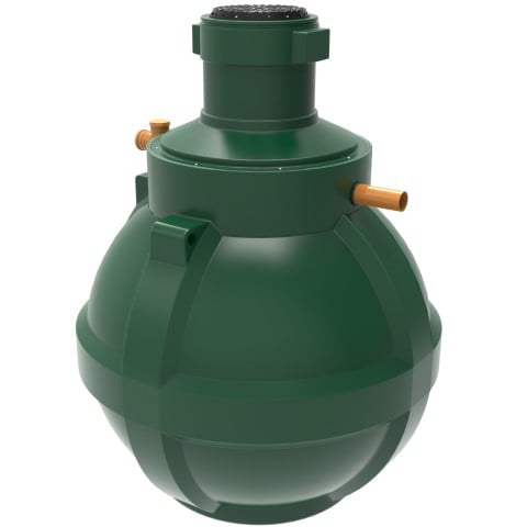 product pic of Garden Rainwater Harvesting System 4500 Litres GH4500