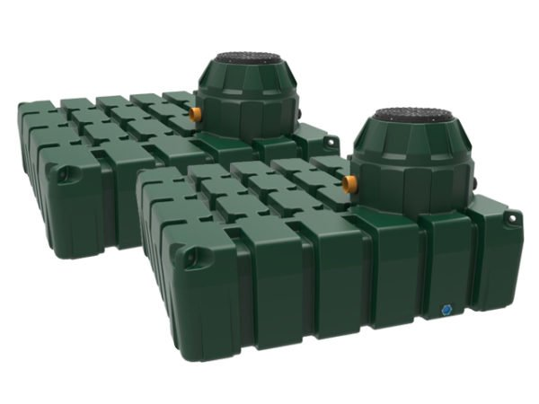 product picture of Garden Rainwater Harvesting System 5800 Litres GH5800
