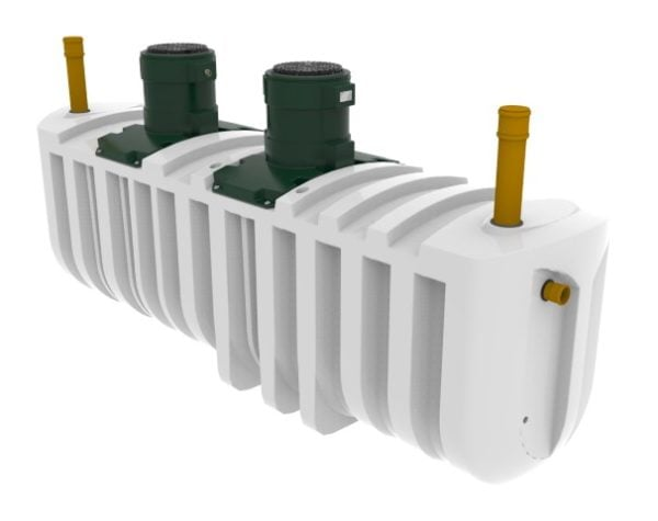 product picture of Harlequin Hydroclear 20 Treatment Plant