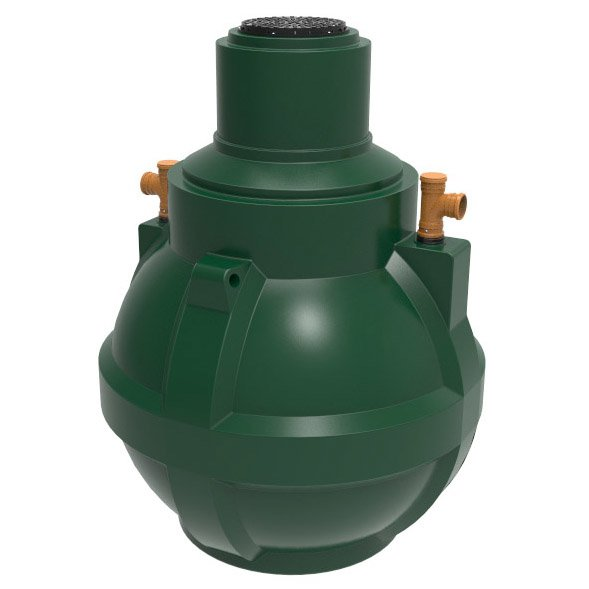High Quality Image of ST38 Harlequin Septic Tank