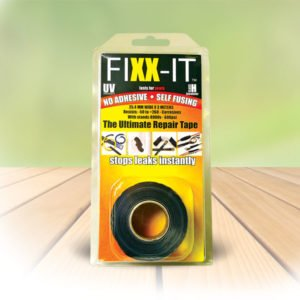 Product picture of self fusing pipe repair tape by fixx it