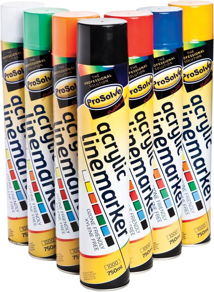 Line Marking Spray Paint 750ml