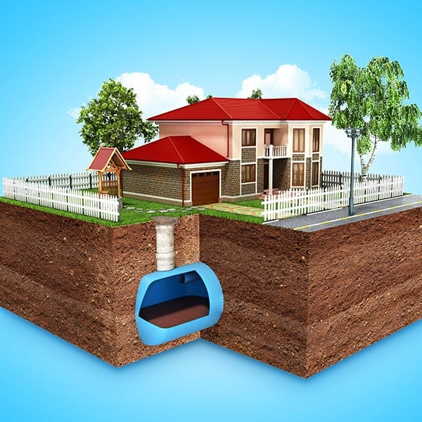 New Septic Tank Regulations 2020 in England, Wales & UK